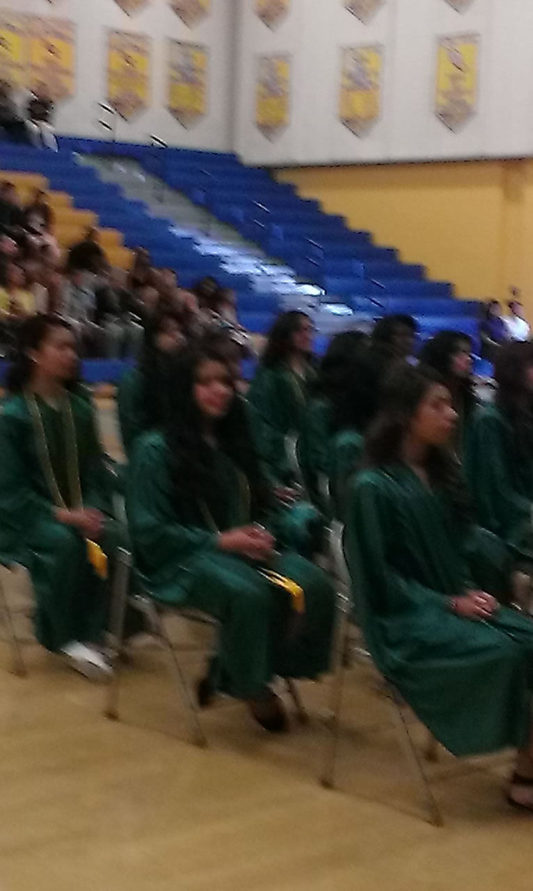 Grace Hopper Academy Graduation