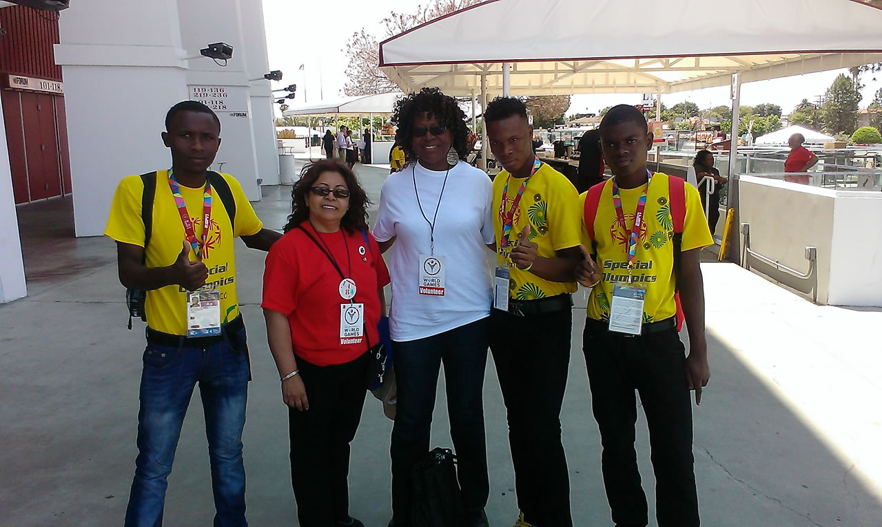 Special Olympics 2015