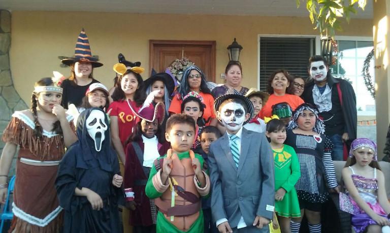 Halloween Event 2015