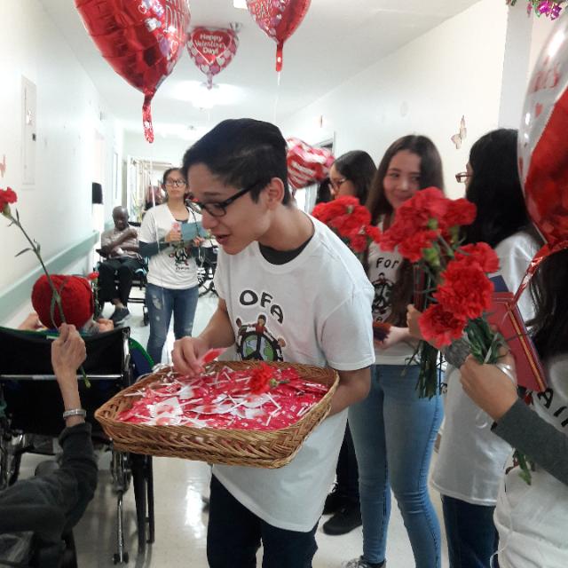 Valentine's Visit